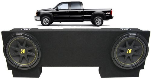 Subwoofer for pickup truck