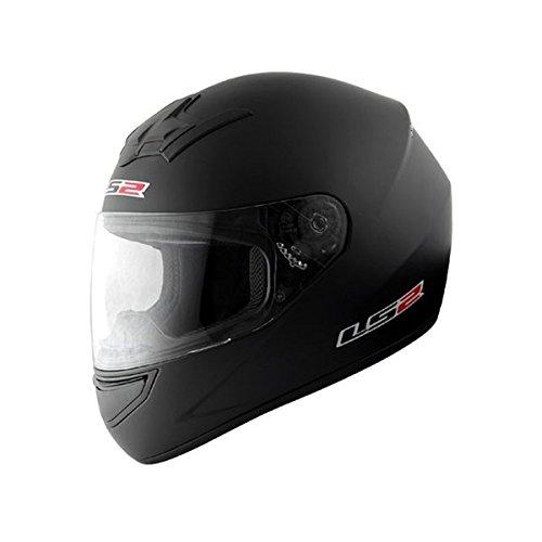 [해외] MHR LS2 BLAST(blast) 풀 페이스 헬멧 매트 블랙 XL