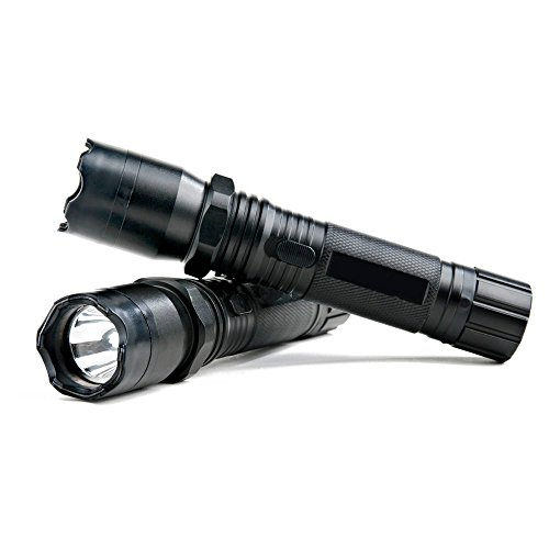 Bezesiz Outdoor & Travel Flashlight Portable Aluminum Electronic Torch Shockers Rechargable High Power Flashlight by Bezesiz