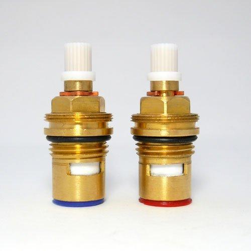 - Replacement Brass ceramic cartridge faucet Stem valve for FRANKE/ PERRIN ROWE