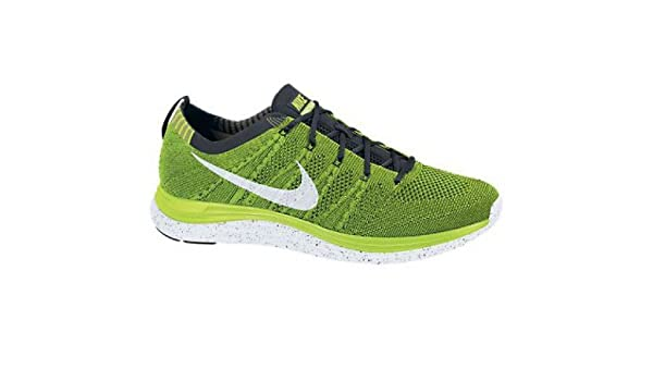 reputable site 3a4fe 0c066 Nike Men s Flyknit One, Elctrc Green White-Black-TRP Green, 12 M US  Amazon.ca   Shoes   Handbags