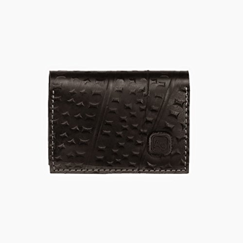 Alchemy Goods Belltown Compact Wallet, Made from Recycled Bike Tubes (Styles May -