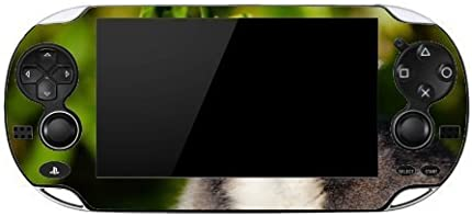 Lemur Playstation Vita Vinyl Decal Sticker Skin by Compass Litho by Compass Litho