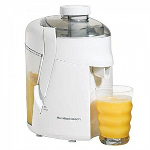 healthsmart juice extractor white model