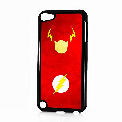 (for iTouch 6 iPod Touch 6) Phone Case Back Cover- HOT10103 Superhero Flash
