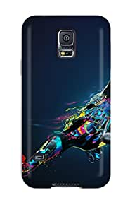 8028490K37453473 Tpu Case Cover Compatible For Galaxy S5/ Hot Case/ Dmt