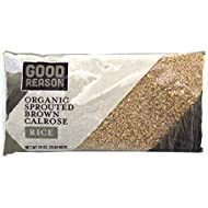 Good Reason Organic Sprouted Brown Calrose Rice, 2 Lb