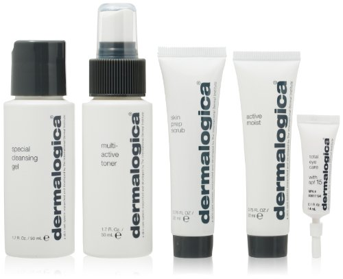 Dermalogica Normal and Oily Skin 5 Piece Treatment Kit
