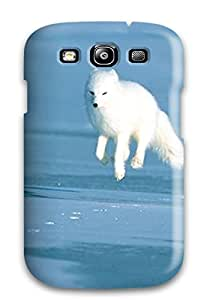 FtjQsFl24878MMoZX Anti-scratch Case Cover ZippyDoritEduard Protective Arctic Foxes Case For Galaxy S3