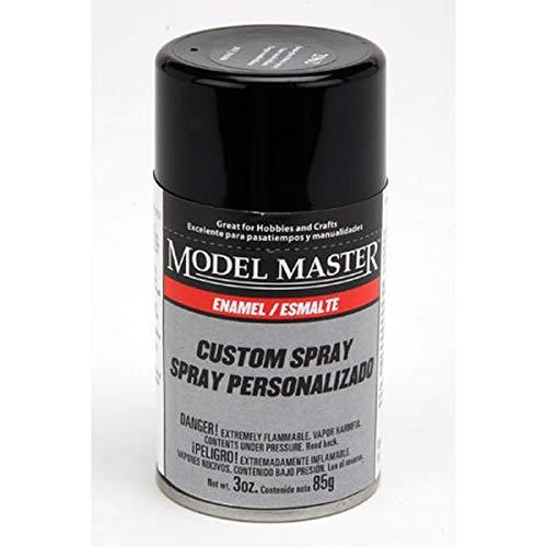 Testor Corp. MM 3oz Semi-gloss Black (SG)