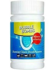 Creely 100 g snabbt skummande toalettrengöring magiska bubbelbomber kraftfulla rengöringsverktyg för hemmet
