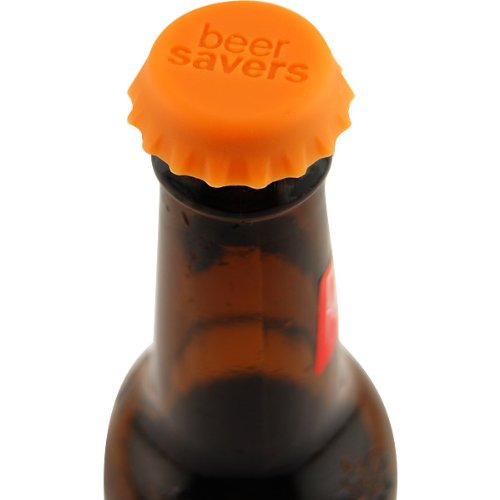 Beer Savers - Silicone Rubber Bottle Caps