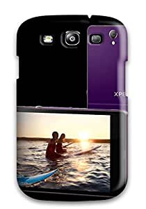 New Fashionable StephenThomas UhqwFSY18616GAWWj Cover Case Specially Made For Galaxy S3(sony Xperia)