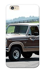 Case For Iphone 6 Tpu Phone Case Cover(1982aei86 Ford Bronco Xlt Suv) For Thanksgiving Day's Gift
