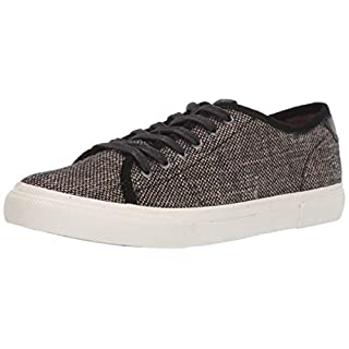 Frye Women's Gia Canvas Low Lace Sneaker
