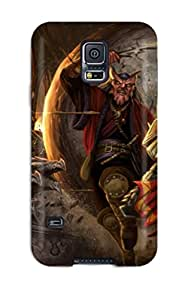 Laci DeAnn Perry's Shop HP3613B9K1OXDM0S New Galaxy S5 Case Cover Casing(warrior)