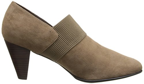 David Tate Womens Citadel Shoe Taupe-suede TOLax12