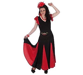 LLOPIS - Disfraz Adulto Falda rociera marismas: Amazon.es ...