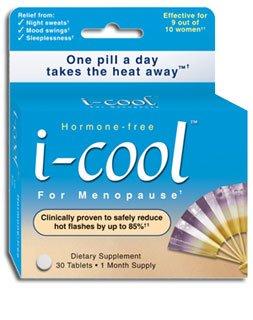 i-cool pour la ménopause 3-Pack