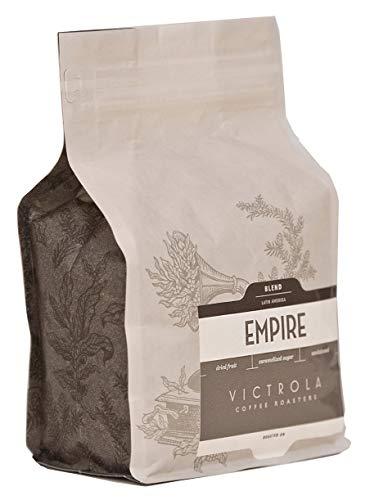 Empire Blend, Victrola Coffee 12 oz bag, Whole Bean Coffee (Coffee Empire)