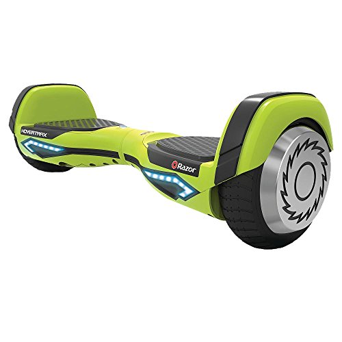 Razor Hovertrax 2.0 Hoverboard 350W Motors Self-Balancing Smart Scooter, Green