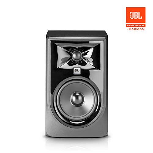 JBL Professional 305P MkII Next-Generation 5' 2-Way Powered Studio Monitor (305PMKII)
