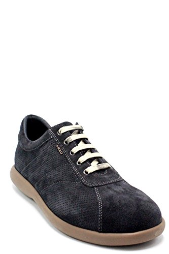 Sneakers Col FRAU 27A2109 blu Sughero COD Suede dqI0cwIv