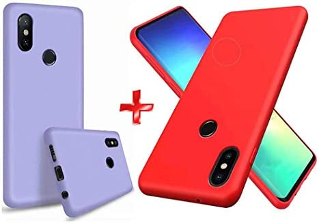 CoqueCase 2X Funda Xiaomi Redmi S2,Carcasa Silicona Líquido Suave ...