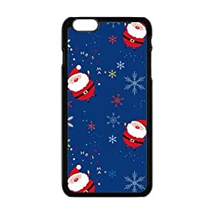 Christmas happy Santa Claus Phone Case for iPhone 6 plus 5.5""