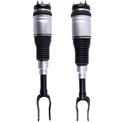 (Air Struts Suspensions Spring Bags Replacement Strut Shock Absorber Airmatic Kits ECCPP fit for 2011-2014 Jeep Grand Cherokee Front Qty(2))