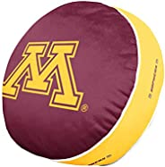 Campus Colors Team Logo 15 Inch Ultra Soft Stretch Plush Pillow (Minnesota Golden Gophers - Red,)