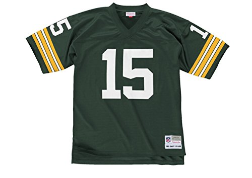 Green Bay Packers Mitchell & Ness 1969 Bart Starr #15 Replica Throwback Jersey (XL) (XXL)