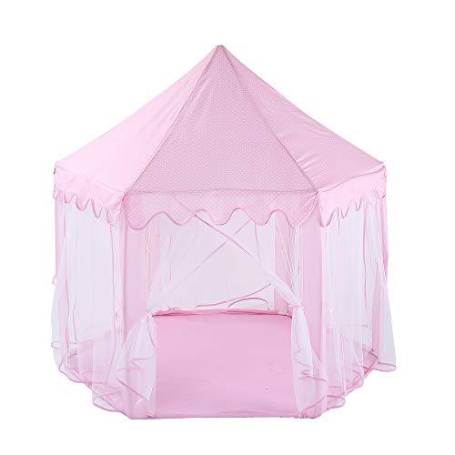 理論水差しヨーロッパポータブル子供のテントおもちゃのボールプールプリンセス少女の城演劇の家子供小さな家の折り畳み遊ぶベビービーチテント