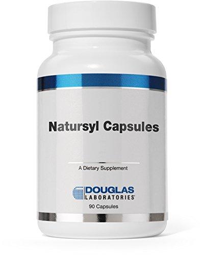 Douglas Laboratories® - Natursyl Capsules - Psyllium Seed and Citrus Pectin Fiber to Promote Intestinal Balance* - 90 Capsules - Pectin Dietary Fiber