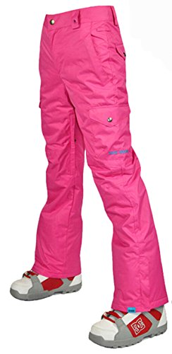 women snowboard pants pink - 8