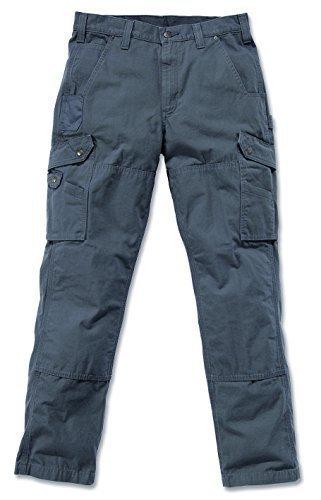 grigi Pantaloni Pantaloni ghiaia Carhartt Carhartt di Pantaloni ghiaia grigi di xUq1wg