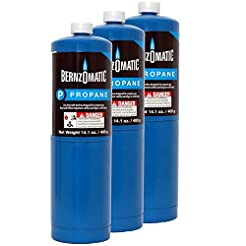 Standard Propane Fuel Cylinder - Pack of...
