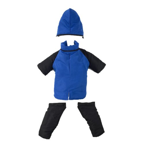 Casual Canine Snowsuit for Dogs, 30