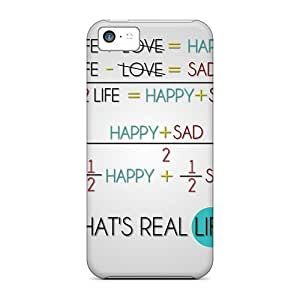 Cynthaskey AtPsdGS4670HMWZk Case Cover Skin For Iphone 5c (life's Math)