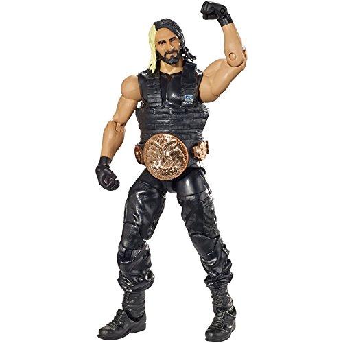 WWE Elite Series 33 Seth Rollins by Wrestling