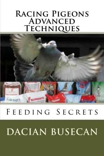 Download Racing Pigeons Advanced Techniques: Feeding Secrets pdf