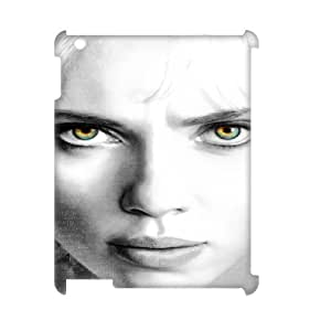 Ipad2,3,4 Lucy 3D Art Print Design Phone Back Case Custom Hard Shell Protection DFG031638