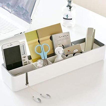 Organizador de mesa - Organizador de escritorio, mando a distancia ...