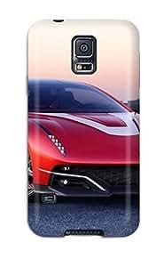 Hot Fashion GvqWfdR3365UTkUL Design Case Cover For Galaxy S5 Protective Case (italdesign Giugiaro Brivido Concept Car)