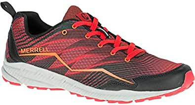 Merrel Running Shoes for Men, Size 8 US, Red - J37753_FRE