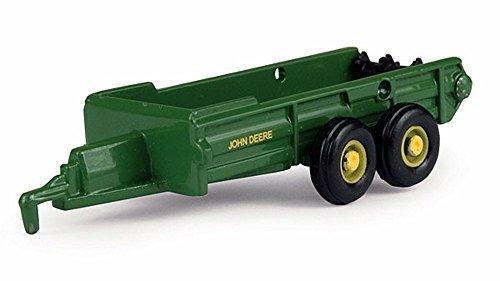 Farm Manure Spreader (John Deere Manure Spreader, Green - ERTL Collect 'n Play 46042 - 1/64 Scale Diecast Model Farm Accessory by ERTL)
