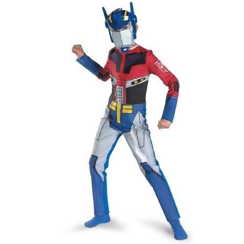 (Optimus Prime Cartoon Classic Costume - Small)