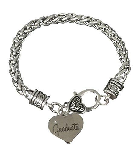 Infinity Collection Graduation Bracelet, Girls Graduation Gift, Graduation