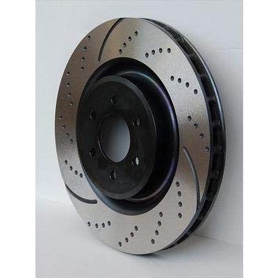 EBC Brakes GD7462 3GD Series Dimpled and Slotted Sport Rotor