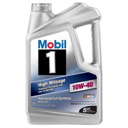 Mobil 1 10W-40 High